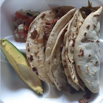 Recetas de Tacos de Carnita